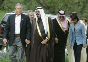 strains on us saudi relationship ft