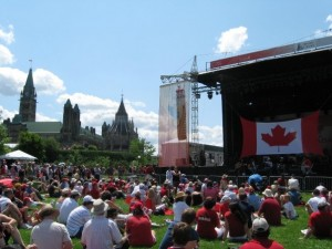 Free concerts on the Hill