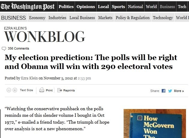 Obama will win with 290 electoral votes